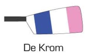 Roeiblad kleuren RV de Krom